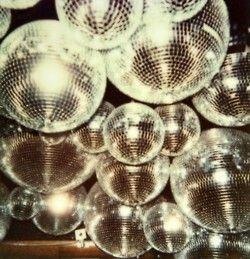 team unicorn karaoke discoballs